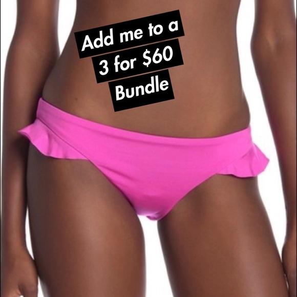 Trina Turk Other - Trina Turk - Key Solids Hipster Bikini Bottoms
